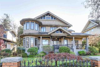 Main Photo: 2250 W 34TH Avenue in Vancouver: Quilchena House for sale (Vancouver West)  : MLS® # R2228020