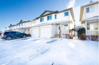 Main Photo:  in Edmonton: Zone 27 House Half Duplex for sale : MLS® # E4092712