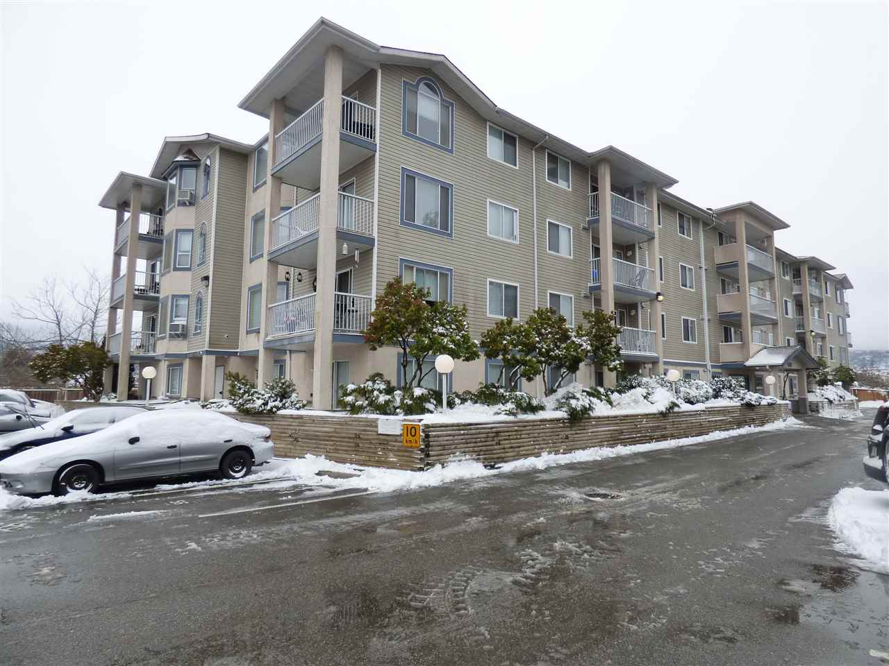 Main Photo: 207 8537 YOUNG Road in Chilliwack: Chilliwack W Young-Well Condo for sale : MLS® # R2231750