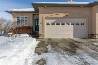 Main Photo: 12 50 OAKRIDGE Drive S: St. Albert House Half Duplex for sale : MLS® # E4097048