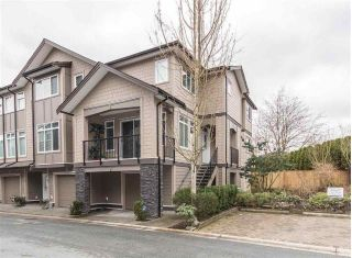 "Main Photo: 34 22865 TELOSKY Avenue in Maple Ridge: East Central Townhouse for sale in ""WINDSONG"" : MLS®# R2278126"