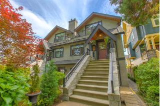 Main Photo: 1818 W 11TH Avenue in Vancouver: Kitsilano Townhouse for sale (Vancouver West)  : MLS®# R2280693