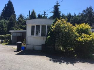 "Main Photo: 6 4200 DEWDNEY TRUNK Road in Coquitlam: Ranch Park Manufactured Home for sale in ""HIDEAWAY"" : MLS®# R2288667"