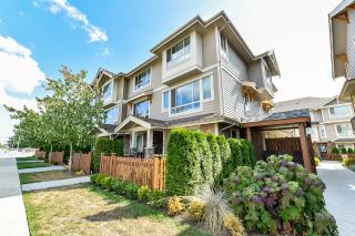 "Main Photo: 12 19752 55A Avenue in Langley: Langley City Townhouse for sale in ""MARQUEE"" : MLS®# R2302628"