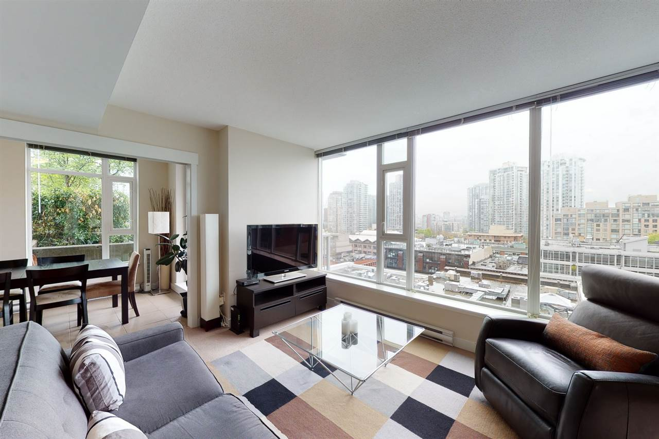 FEATURED LISTING: 904 - 1133 HOMER Street Vancouver