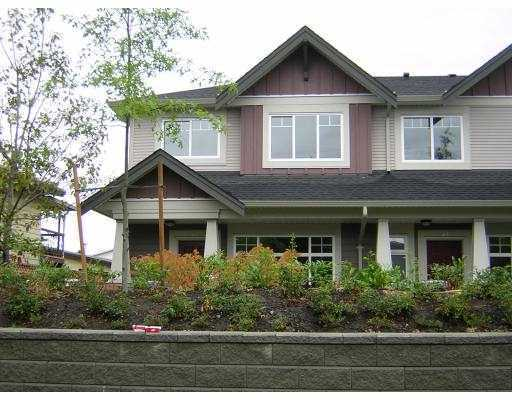 "Main Photo: 37 11393 STEVESTON Highway in Richmond: Ironwood Townhouse for sale in ""KINSBEARY"" : MLS®# V872975"
