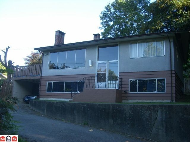 Main Photo: 11536 RIVER Road in SURREY: Royal Heights House for sale (North Surrey)  : MLS® # F1122294