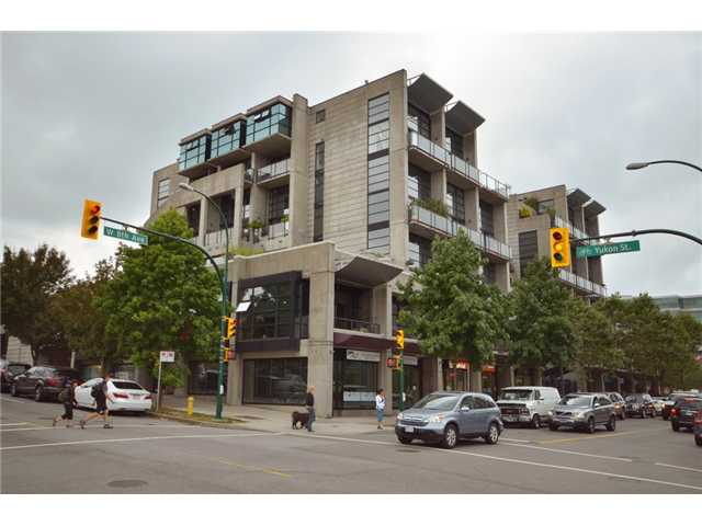 "Photo 2: 309 428 W 8TH Avenue in Vancouver: Mount Pleasant VW Condo for sale in ""XL LOFTS"" (Vancouver West)  : MLS(r) # V910396"