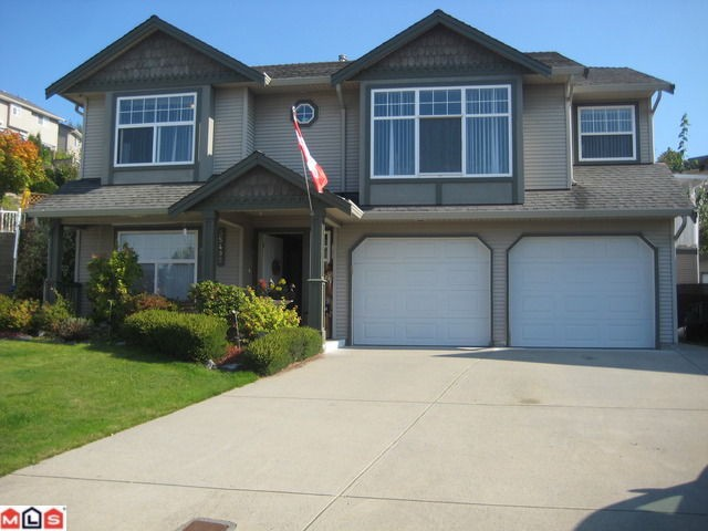 Main Photo: 35492 STRATHCONA Court in Abbotsford: Abbotsford East House for sale : MLS(r) # F1124867
