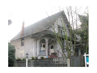 Main Photo: 2284 W 8TH Avenue in Vancouver: Kitsilano House for sale (Vancouver West)  : MLS® # V920785