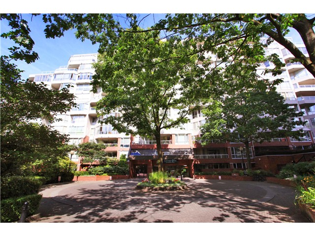Main Photo: 308 518 Moberly Road in Vancouver: Condo for sale