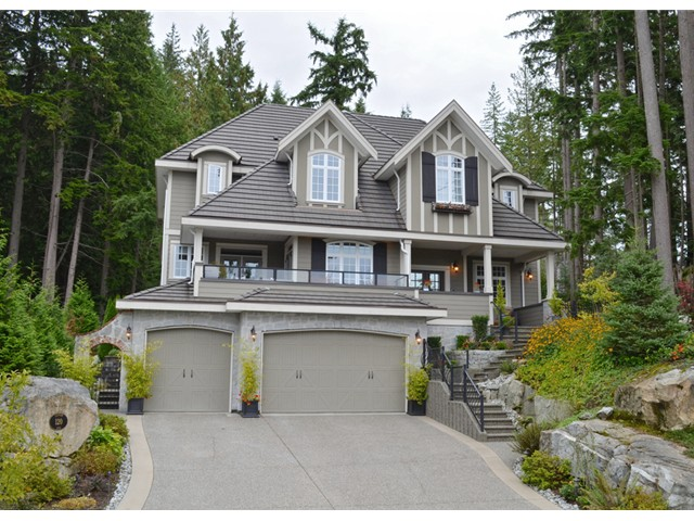 "Main Photo: 120 DEERVIEW Lane: Anmore House for sale in ""CRYSTAL CREEK"" (Port Moody)  : MLS®# V1029764"