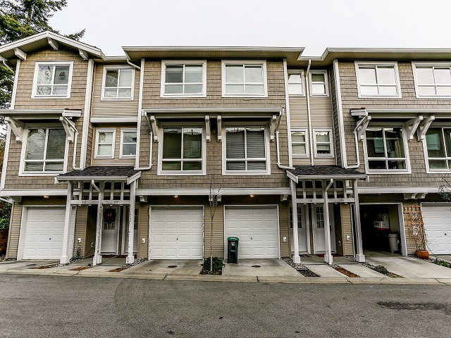 "Main Photo: 114 2729 158TH Street in Surrey: Grandview Surrey Townhouse for sale in ""KALENDEN"" (South Surrey White Rock)  : MLS® # F1401466"