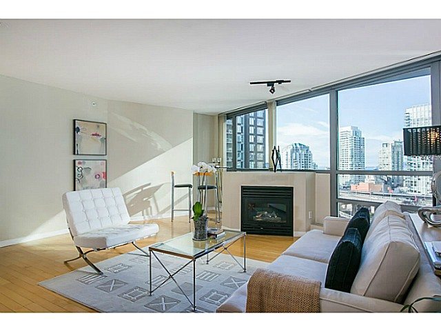 "Photo 3: 1505 501 PACIFIC Street in Vancouver: Downtown VW Condo for sale in ""THE 501"" (Vancouver West)  : MLS(r) # V1047969"