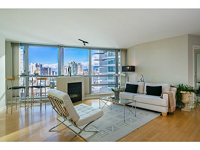 "Main Photo: 1505 501 PACIFIC Street in Vancouver: Downtown VW Condo for sale in ""THE 501"" (Vancouver West)  : MLS® # V1047969"