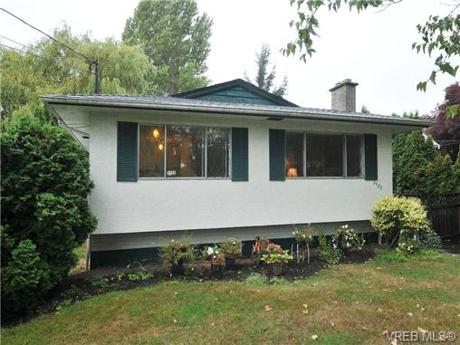 Main Photo: 3122 Doncaster Drive in VICTORIA: Vi Oaklands Single Family Detached for sale (Victoria)  : MLS® # 342924