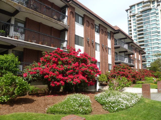 Main Photo: 201 625 HAMILTON Street in New Westminster: Uptown NW Condo for sale : MLS® # R2062051