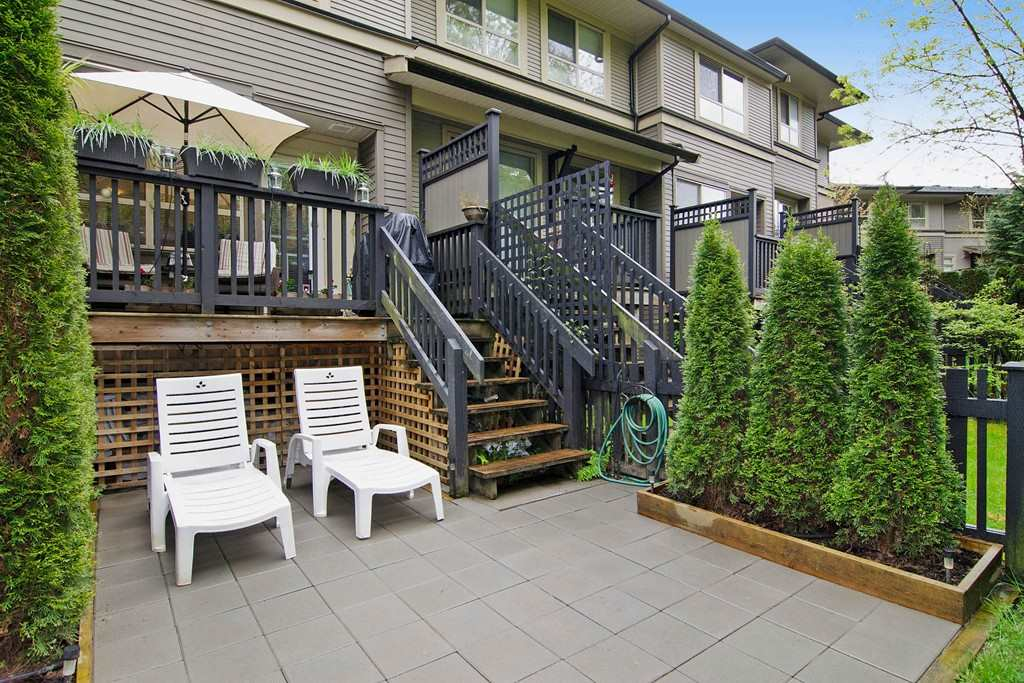 "Photo 20: 41 100 KLAHANIE Drive in Port Moody: Port Moody Centre Townhouse for sale in ""KLAHANIE"" : MLS(r) # R2066218"