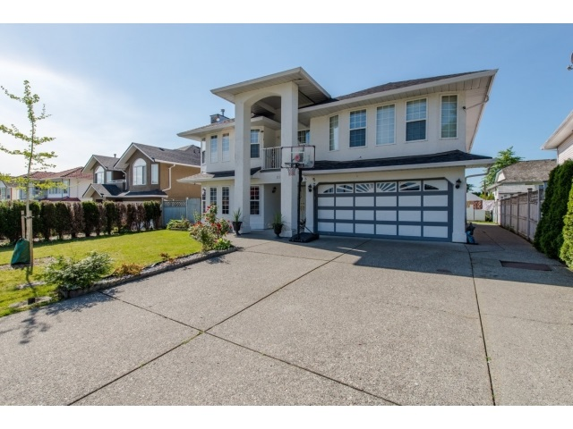 Main Photo: 31866 LINK Court in Abbotsford: Abbotsford West House for sale : MLS®# R2073550