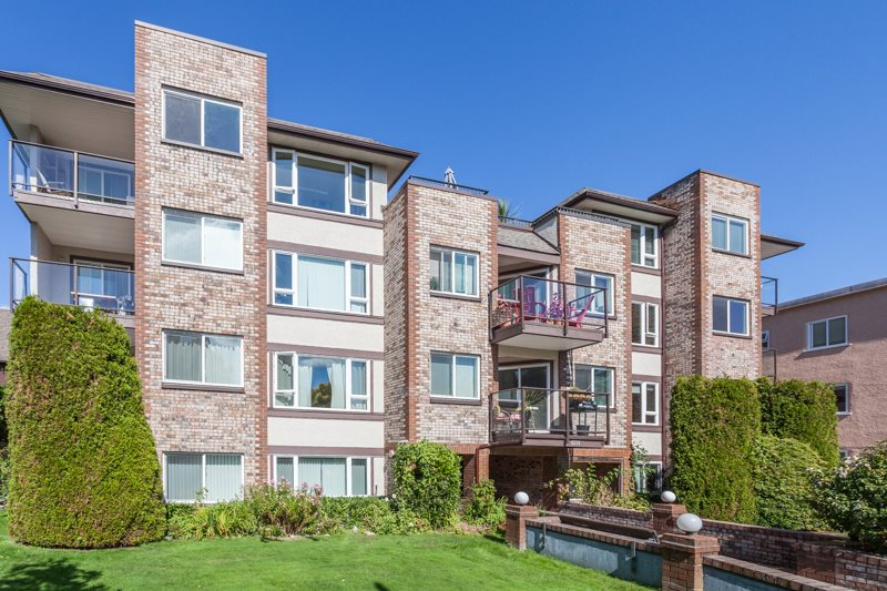 Main Photo: 201 1251 W 71ST Avenue in Vancouver: Marpole Condo for sale (Vancouver West)  : MLS® # R2110688