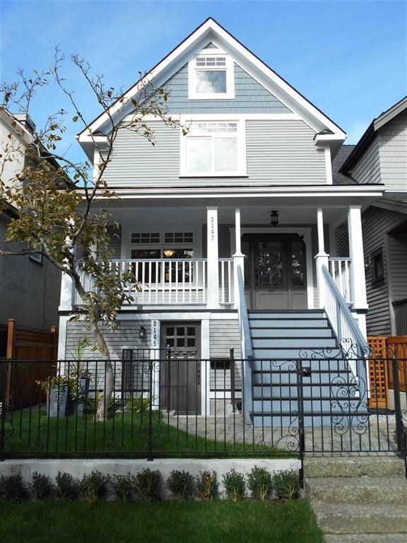 Main Photo: 2147 E PENDER Street in Vancouver: Hastings House for sale (Vancouver East)  : MLS(r) # R2131192