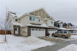 Main Photo: 3302 67 Street NW: Beaumont House Half Duplex for sale : MLS(r) # E4048028