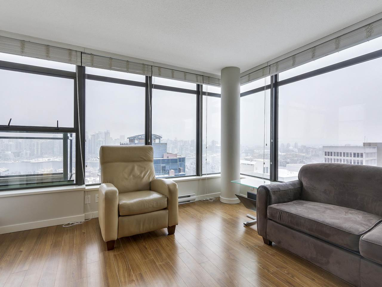 "Photo 7: 1507 1068 W BROADWAY in Vancouver: Fairview VW Condo for sale in ""The Zone"" (Vancouver West)  : MLS® # R2137350"