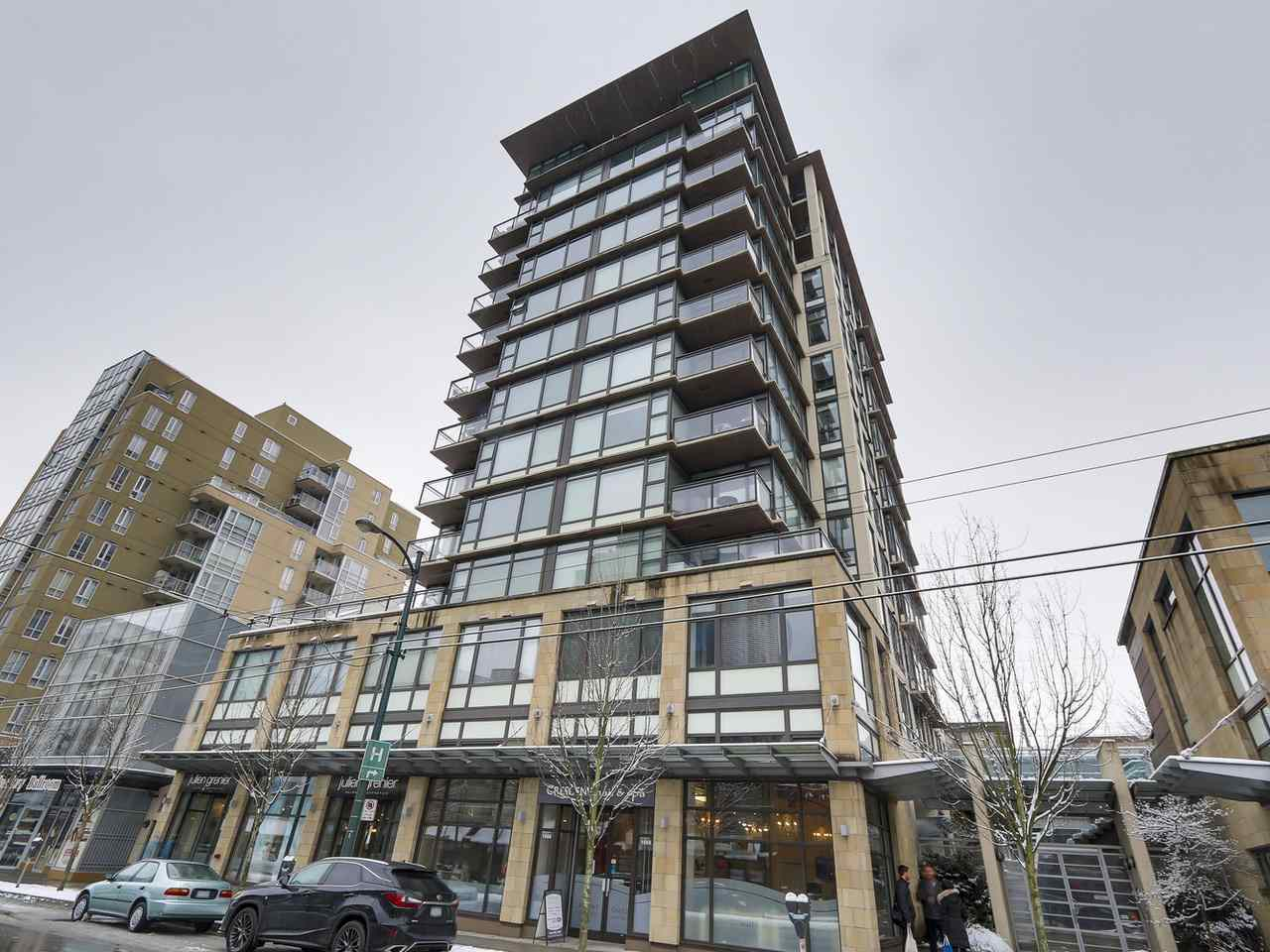 "Photo 3: 1507 1068 W BROADWAY in Vancouver: Fairview VW Condo for sale in ""The Zone"" (Vancouver West)  : MLS® # R2137350"
