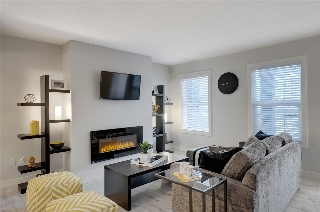 Main Photo: 303 Edgemont Road in Edmonton: Zone 57 Attached Home for sale : MLS(r) # E4052822