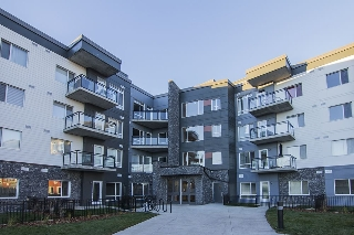Main Photo: 307 7508 Getty Gate in Edmonton: Zone 58 Condo for sale : MLS(r) # E4054058