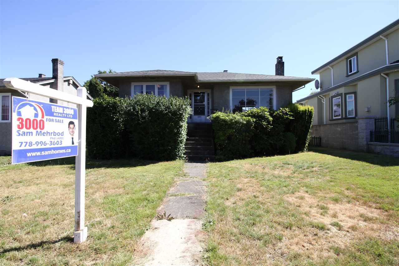 Main Photo: 2948 E 25TH Avenue in Vancouver: Renfrew Heights House for sale (Vancouver East)  : MLS®# R2147592