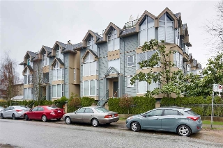 "Main Photo: 3009 LAUREL Street in Vancouver: Fairview VW Townhouse for sale in ""Fairview Court"" (Vancouver West)  : MLS(r) # R2149284"