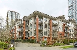 "Main Photo: 303 200 CAPILANO Road in Port Moody: Port Moody Centre Condo for sale in ""SUTTER BROOK"" : MLS(r) # R2157237"