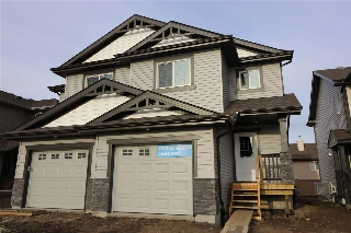 Main Photo:  in Edmonton: Zone 27 House Half Duplex for sale : MLS(r) # E4061686
