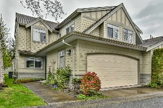 "Main Photo: 21 10238 155A Street in Surrey: Guildford Townhouse for sale in ""Chestnut Lane"" (North Surrey)  : MLS® # R2161519"