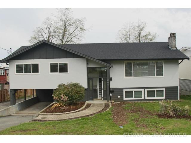 Main Photo: 608 Lambert Avenue in Nanaimo: House for sale : MLS(r) # 422866