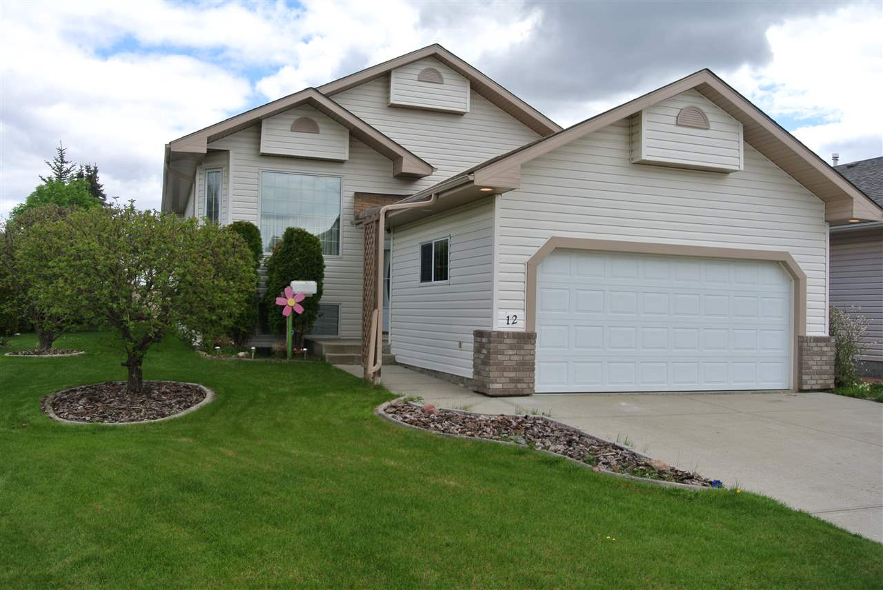 Main Photo: 12 HERITAGE Crescent: Stony Plain House for sale : MLS(r) # E4064900