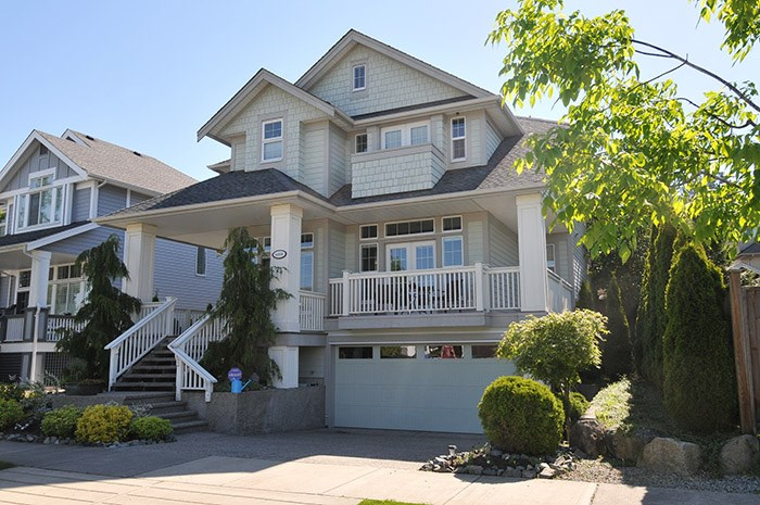 "Main Photo: 6058 163 Street in Surrey: Cloverdale BC House for sale in ""VISTA'S WEST"" (Cloverdale)  : MLS® # R2169830"