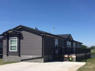 Main Photo: 26 Edgewater Crescent: Whitecourt Mobile for sale ()  : MLS(r) # 43620