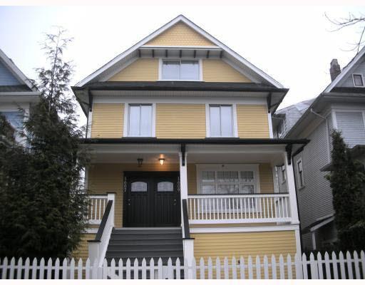 Main Photo: 1607 E 10TH Avenue in Vancouver: Grandview VE House Duplex for sale (Vancouver East)  : MLS(r) # R2175587