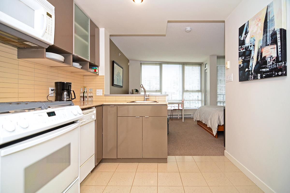 "Main Photo: 1501 939 EXPO Boulevard in Vancouver: Yaletown Condo for sale in ""THE MAX"" (Vancouver West)  : MLS(r) # R2177670"