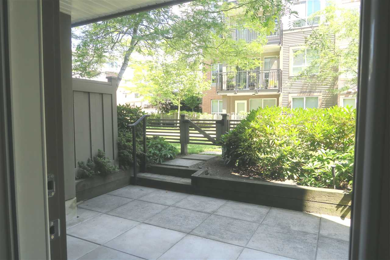 exclusive patio