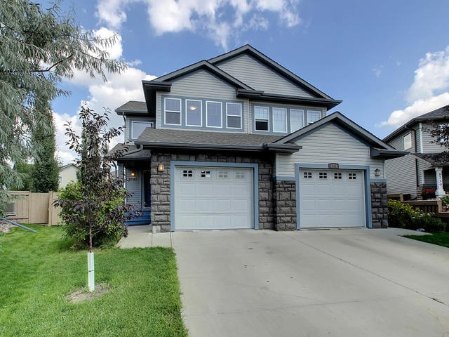Main Photo: 8743 STEIN Lane in Edmonton: Zone 14 House Half Duplex for sale : MLS® # E4077378