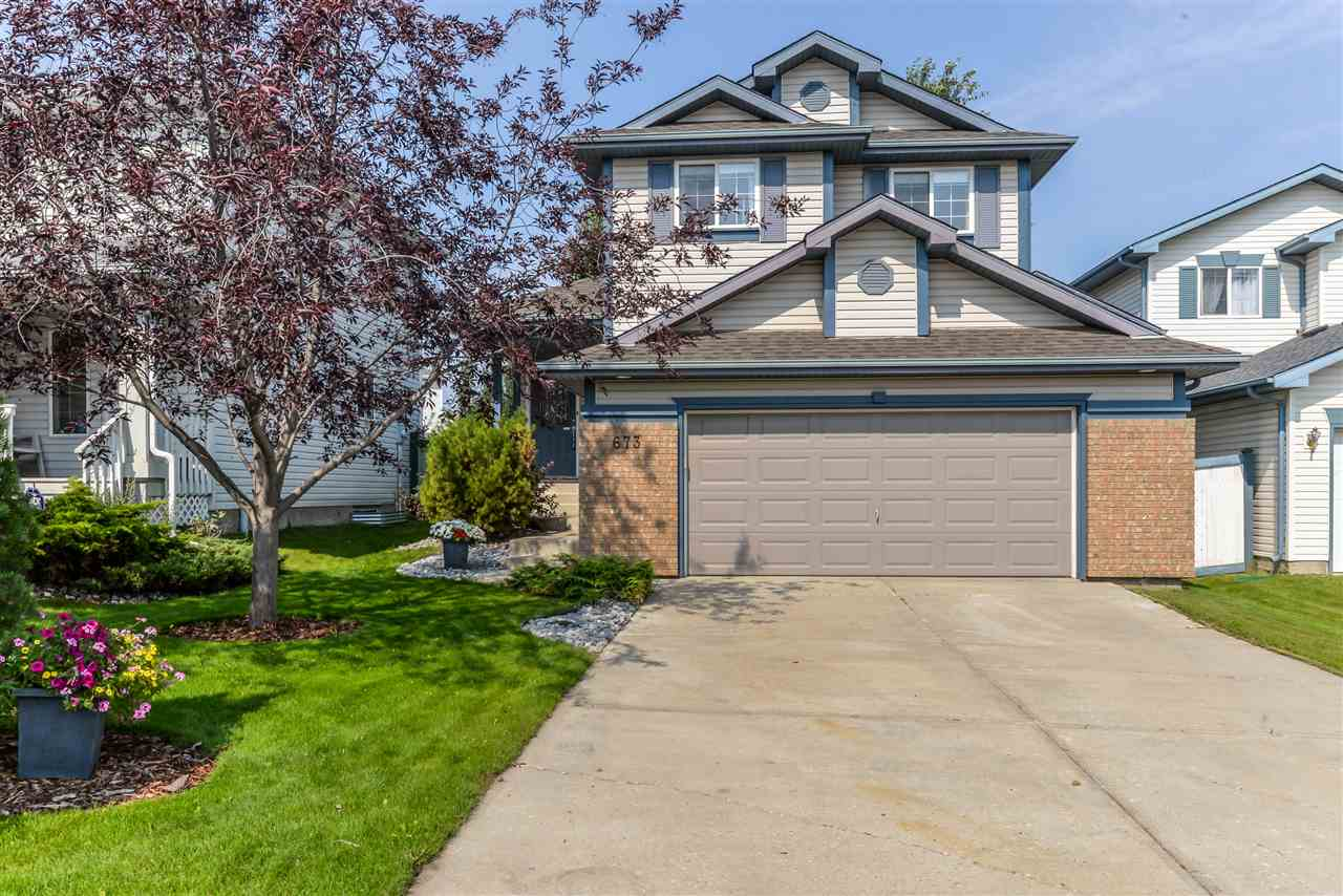 Main Photo: 673 BEVINGTON Place in Edmonton: Zone 58 House for sale : MLS® # E4078184