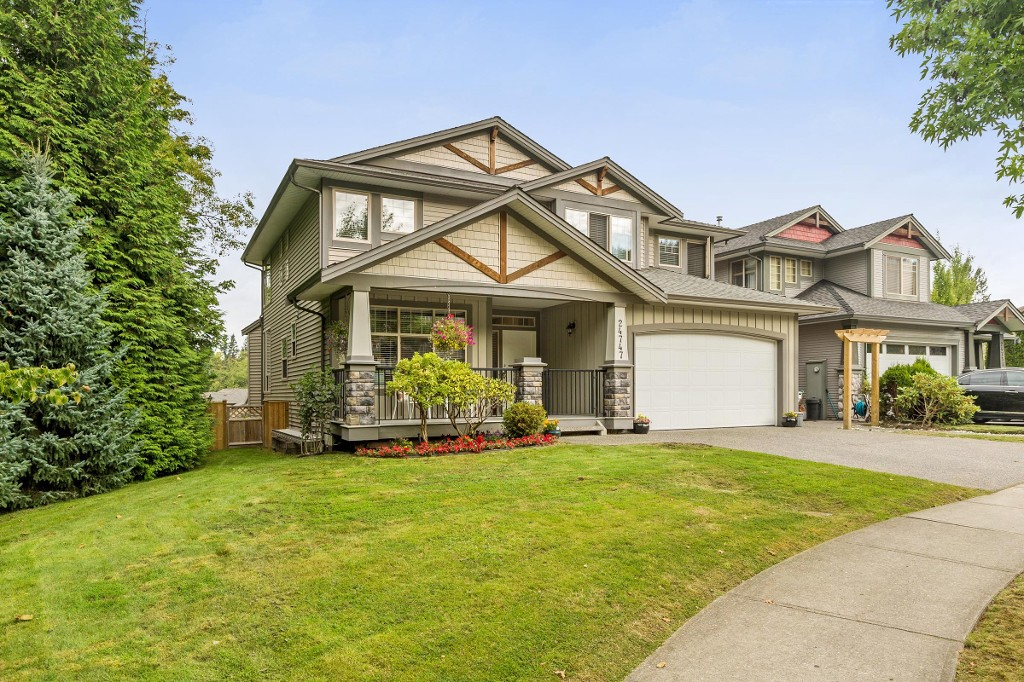 "Main Photo: 24747 MCCLURE Drive in Maple Ridge: Albion House for sale in ""MAPLE CREST"" : MLS®# R2202456"