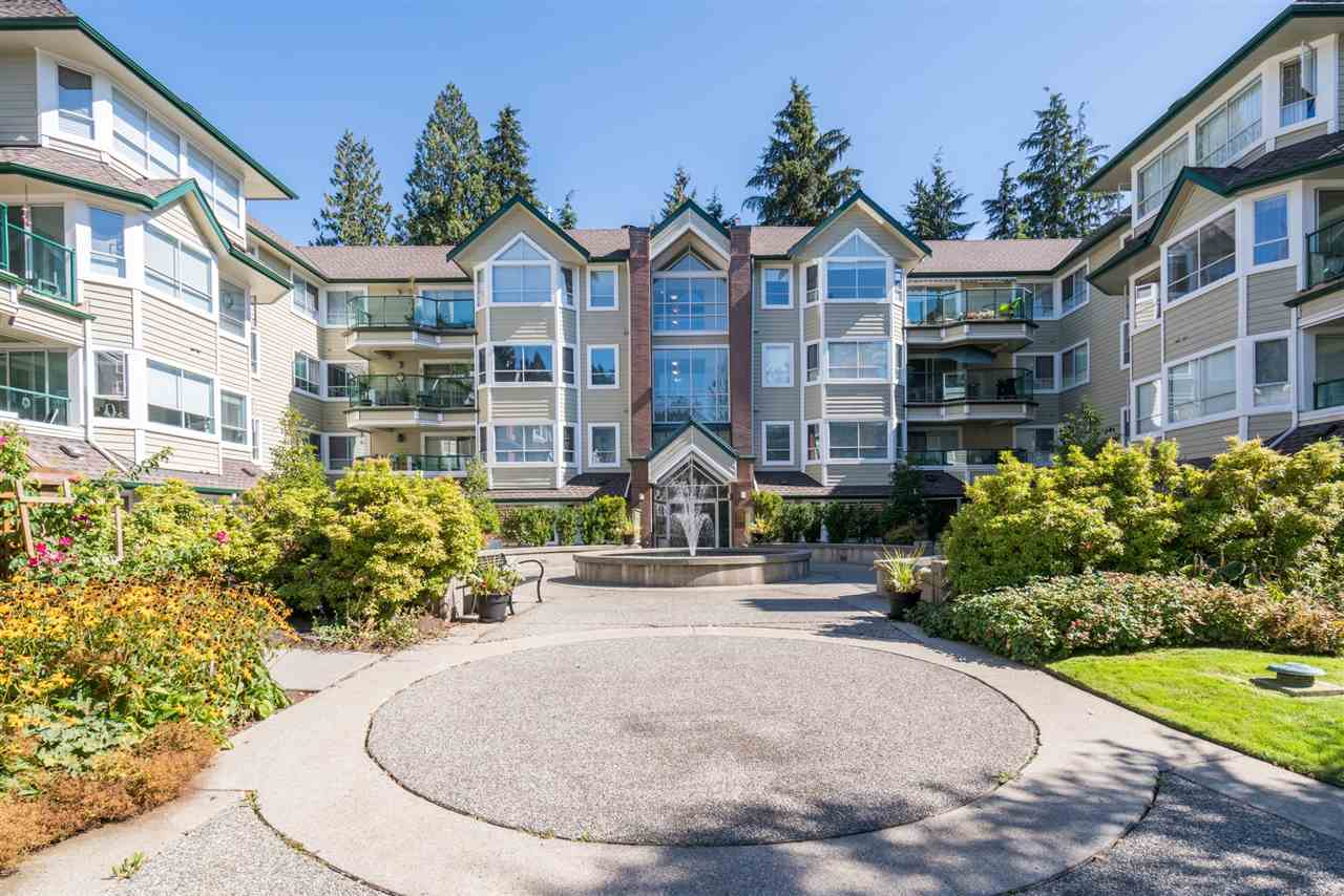 "Main Photo: 205 3690 BANFF Court in North Vancouver: Northlands Condo for sale in ""PARKGATE MANOR"" : MLS®# R2207104"