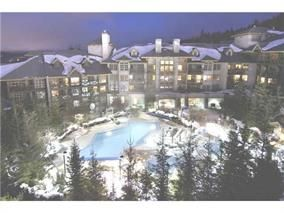 "Main Photo: 241 4899 PAINTED CLIFF Road in Whistler: Benchlands Condo for sale in ""BLACKCOMB SPRINGS"" : MLS® # R2221109"