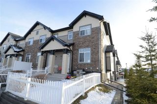 Main Photo: 82 465 HEMINGWAY Road in Edmonton: Zone 58 Townhouse for sale : MLS® # E4090368