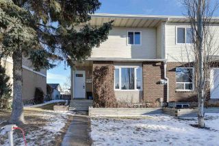 Main Photo:  in Edmonton: Zone 27 Townhouse for sale : MLS® # E4093456