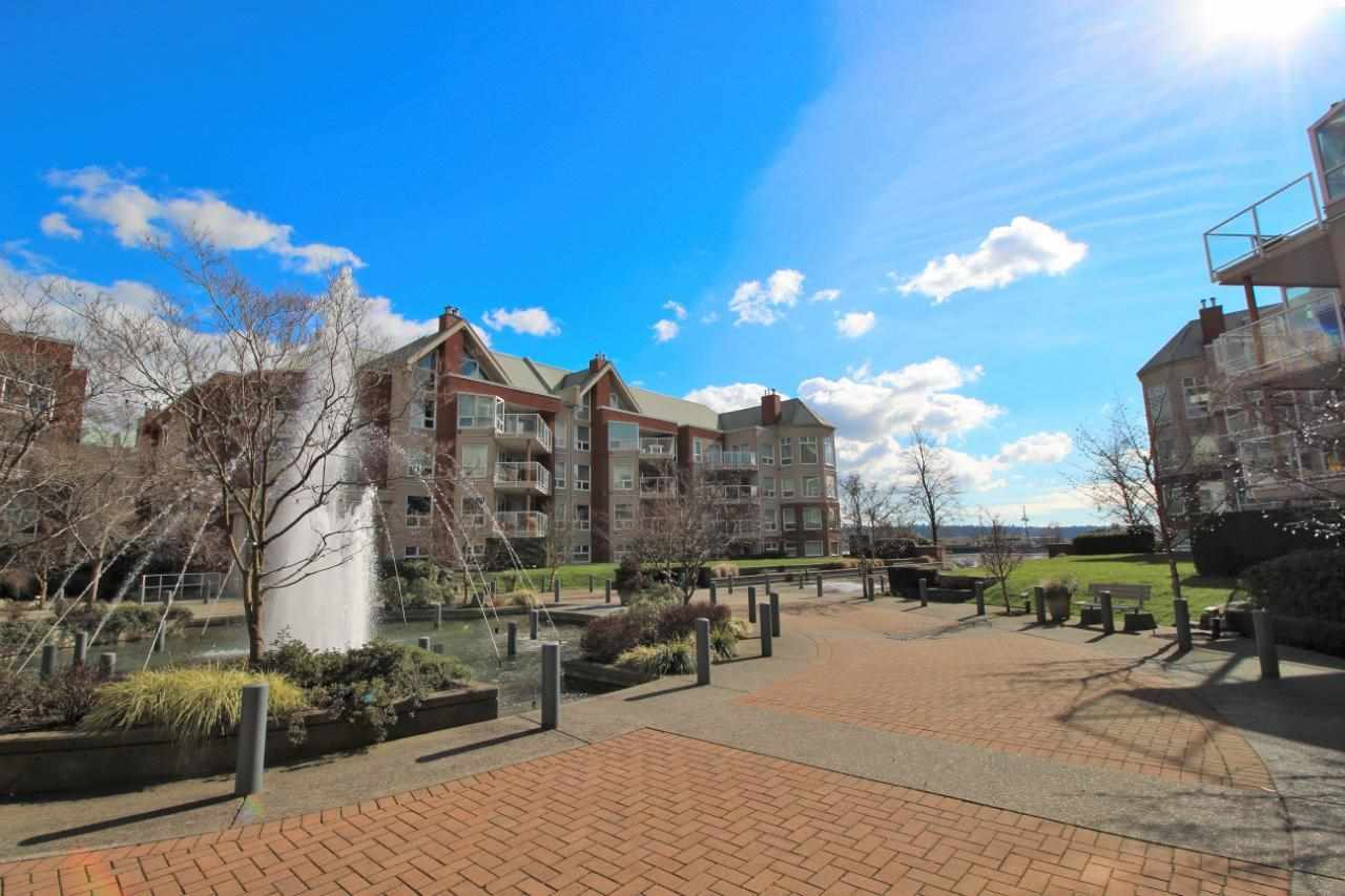 FEATURED LISTING: 307A - 1220 QUAYSIDE Drive New Westminster